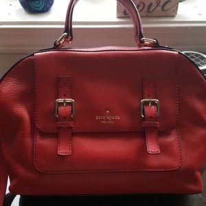 Kate Spade crossbody bag and handles